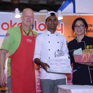 35 Abhang chaudari 2nd place silver