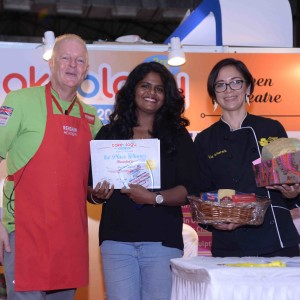 36 Anila Gopal 1st cupcake