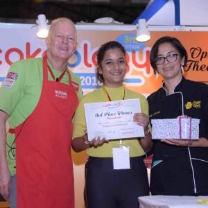 43 Prachi Pandya 3rd place birthday