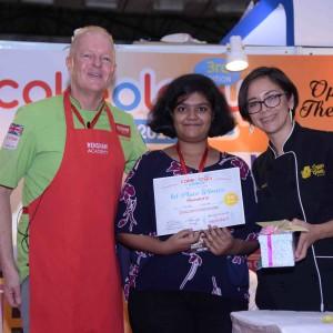 50 Vaidehi 1st place birthday