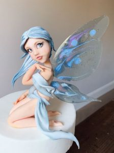 Barbie mini handson fairy rev