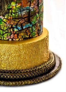 Glittering Gold Texture rev